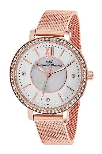 Reloj YONGER&BRESSON - Mujer DMR 049S/BM