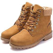 Beladla Zapatos De Mujer Estilo BritáNico Botas Navidad Zapatos De OtoñO E Invierno Botines Zapatos De