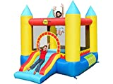 AK Sport 9314 - Castle Bouncer W/Slide