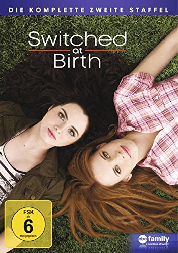 Switched at Birth - Die komplette zweite Staffel [5 DVDs]