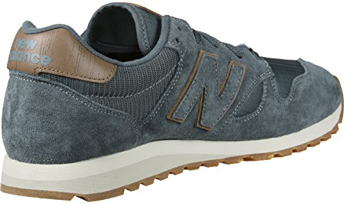 New Balance 520 Homme Baskets Mode Bleu gris bleu