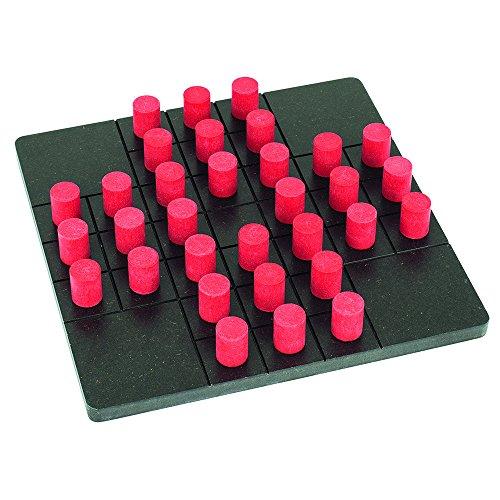 Goki 56848 - Brettspiel - Solitaire
