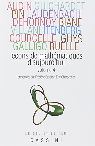 Leçons de mathématiques d'aujourd&...
