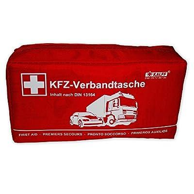 KALFF 7152 Verbandtasche DIN 13164, Rot
