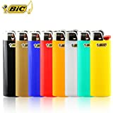 BIC Maxi Lighter 3 Blister, Multicolour- 6 Pieces (Pack of 2)