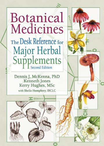 Botanical Medicines: The Desk Reference for Major Herbal Supplements, Second Edition (English Edition) - Chinese Herbal Supplement