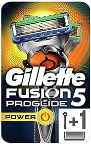 Gillette Fusion ProGlide Power men's razor with Flexball Handle Technology, 1 c