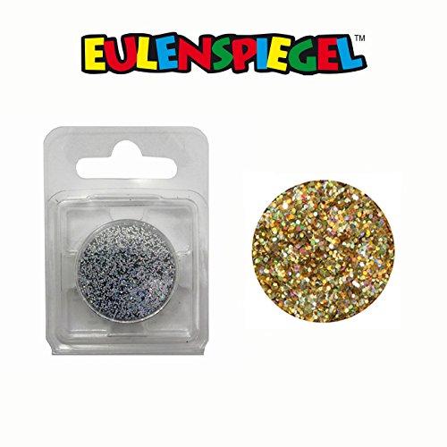 Eulenspiegel 902547 - Gold-Juwel (grob), 2g Glitzer