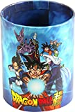 Clairefontaine 812777C Pot à Crayon Rond Dragon Ball Diamètre 9 cm X 11,5 cm