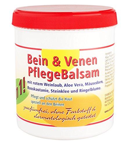 Bein & Venenpflege Balsam 500 ml