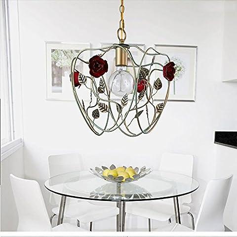 Ancernow E27 caldo creativo moda lampade a sospensione Ferro da