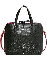 456f06ed061bd Desigual 17WAXPTH Handtaschen Taschen und Accessoires