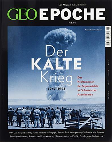 GEO Epoche / GEO Epoche mit DVD 91/2018 - Der Kalte Krieg: DVD: Im Schatten der Bombe