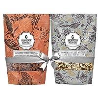 Monsoon Harvest Toasted Millet Muesli, Chocoholics Variety Pack, 500g