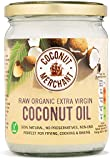 Coconut Merchant Organic Raw Extra Virgin Coconut Oil 500 ml
