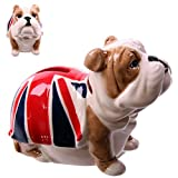 Spardose aus Keramik Hunde UK