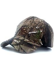 Capuchon avec motif camouflage pour chasse et pêche