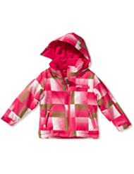 Lemmi Fashion - Chaqueta de esquí para niña, tamaño 2 - 3 años (92), color rosa