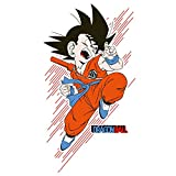 Camiseta Hombre Goku de Niño Bola de Dragón XL