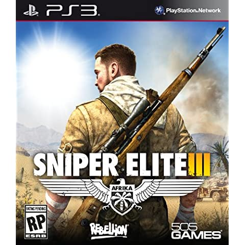 Sony Sniper Elite 3, PS3 - Juego (PS3, PlayStation 3, Shooter, M (Maduro))
