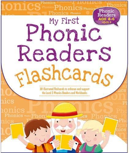 Level 2 (Phonic Readers Flashcards)