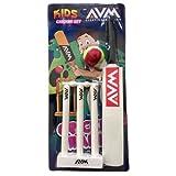#5: AVM KIDS CRICKET SET 3 PCS WITH BASE