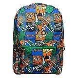 Aquaman Sealife Comic Strip Backpack