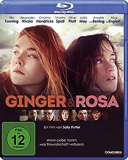Ginger & Rosa [Blu-ray]