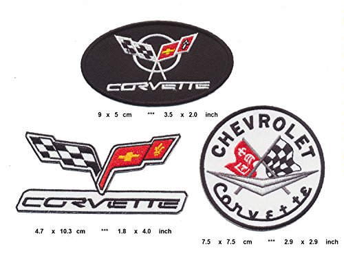 chevrolet-corvette-parche-para-planchar-patch-3-pieza-auto-coche-deportivo-estados-unidos-turbo-envi