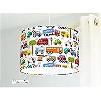 Lampe Kinderzimmer Autos