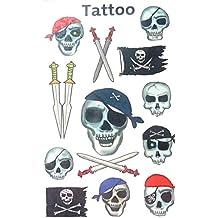 Amazones Tatuajes De Piratas