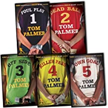 Tom Palmer Football Detective 5 Books Collection Pack Set RRP: £34.95 (Own Goal, Foul Play, Dead Ball, Killer Pass, Off Side)