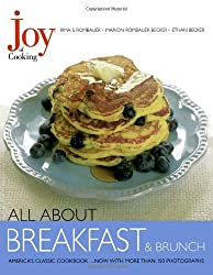 Joy of Cooking: All About Breakfast and Brunch by Irma S. Rombauer (2001-06-12)
