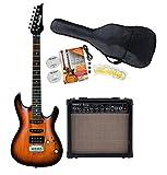Ibanez GSA60-BS E-Gitarre Starter SET