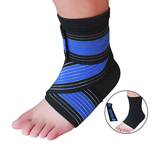 Tobillera, Wirezoll Adjustable, Estabilizadora de Ligamentos