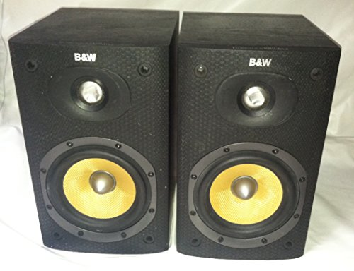 B&W DM 600 S3 Stereo Front-Altavoz pasivo