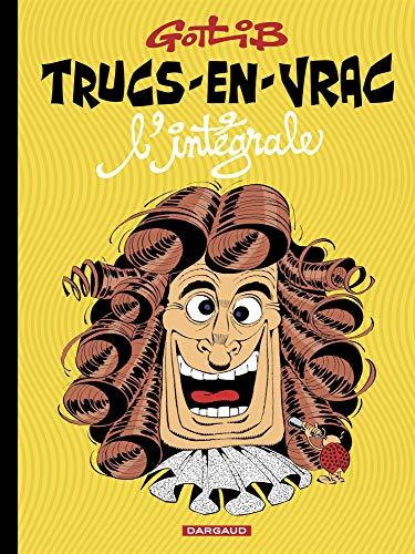 Trucs-en-vrac - Intégrale - tome 0 - Intégrale Trucs-en-vrac par Gotlib Marcel