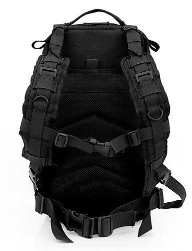 ZQ Clothin Wasserdicht Outdoor Sport Hiking Trekking Military Tactical Rucksack Schultern Tasche - color 1#