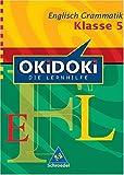 OKiDOKi - Neubearbeitung: OKiDOKi. Englisch Grammatik 5. Klasse: Die Lernhilfe bei Amazon kaufen
