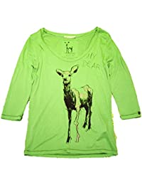 BOSS ORANGE TEE SHIRT TABINE FARBE 321 bright green GR S