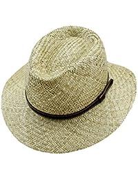 EveryHead Cappello Di Paglia Da Uomo Paglietta Estate Spiaggia Vacanza Coneflower  Unisex Per Uomini (EH-30145167-S17-HE0) incl… 5eb8bf2f4805