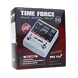 Ammoon - Multi efectos digitales para la guitarra con 11 efectos de delay - Modelo: Nux Time Force Pedal