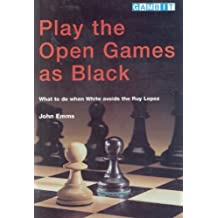 Play the Open Games as Black: What to Do When White Avoids the Ruy Lopez