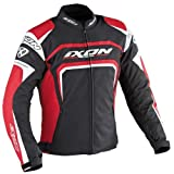 Ixon - Blouson moto - IXON Eager NOIR/BLANC/ROUGE - L - Best Reviews Guide