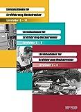 Paketangebot: Lernsituationen KFZ-Mechatroniker: Gesamtband: Lernfelder 1 - 14