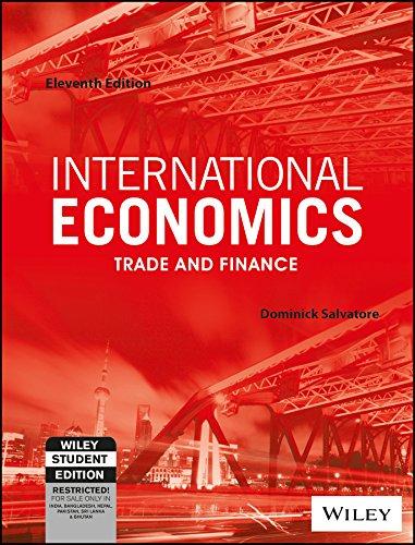 International Economics: Trade and Finance, 11ed, ISV (WSE)