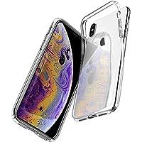 ايفون X , iPhone X , كفر من سبيجن ليكويد كريستال رفيع عالي الوضوح شفاف