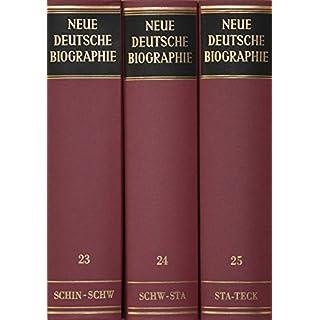 Neue Deutsche Biographie.: Band 24: Schwarz – Stader. Mit ADB & NDB-Gesamtregister auf CD-ROM – Vierte Ausgabe. (Für die Historische Kommission bei ... Hockerts.) (Neue Deutsche Biographie, Lw.)