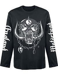 Motörhead England Longsleeve black M