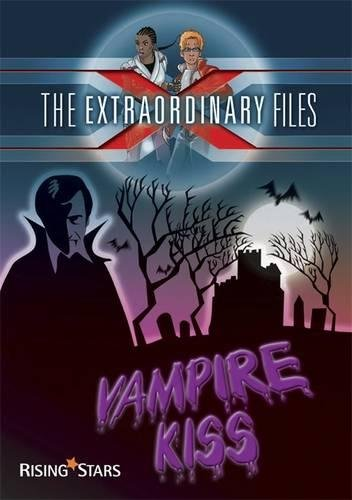 The Extraordinary Files: Vampire Kiss (Ex Files)